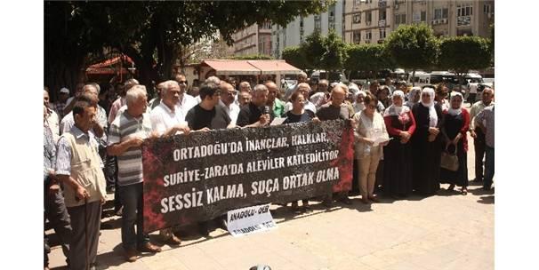 Cihatçılar, Suriye'deki Alevi köyünde katliam yaptı