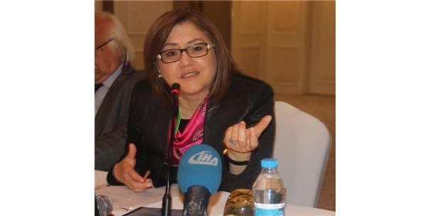 Gaziantep Büyükşehir Belediye Başkanı Fatma Şahin'den açıklamalar