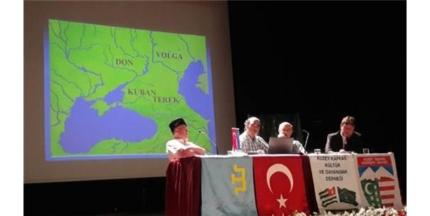 ESKİŞEHİR'DE 'SÜRGÜN VE SOYKIRIM' KONFERANSI