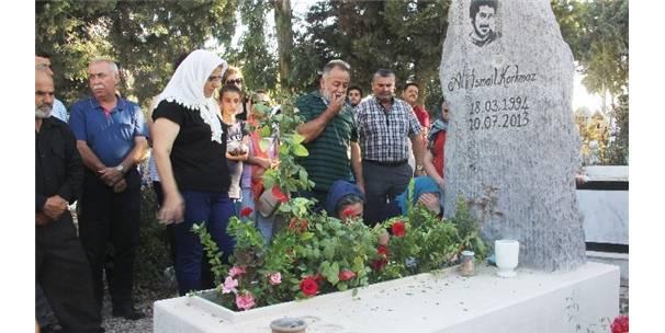 Ali İsmail Korkmaz mezarı başında anıldı-Hatay Haberleri