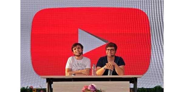 YOUTUBE FENOMENLERİ EXPO 2016'DA