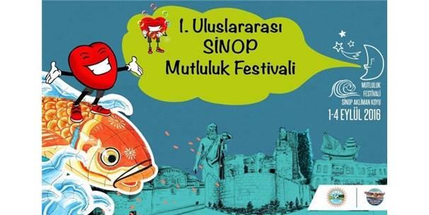 """Sinop """"Mutluluk Festivali""""ne hazırlanıyor"""