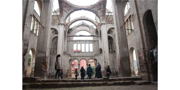 OSMANELİ'DEKİ AYA YORGİ KİLİSESİ RESTORE EDİLECEK