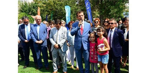ATRİUM PARKI'NIN ADI, 15 TEMMUZ DEMOKRASİ ŞEHİTLERİ PARKI OLDU