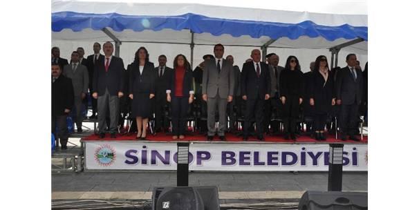Sinop'ta 29 Ekim Coşkusu