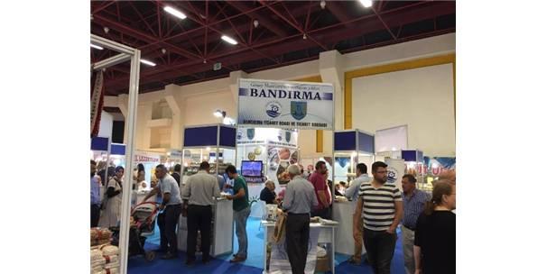 Antalya 7. Yörex Yöresel Ürünler Fuarı'nda Bandırma Tanıtıldı