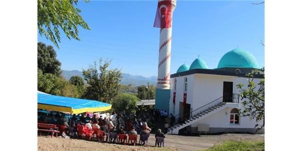 Durmuş Sofular Köyü Camii'ne Coşkulu Açılış