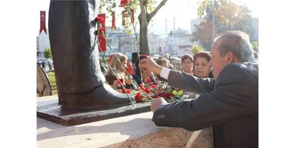 Osmaniye'de 10 Kasım Atatürk'ü Anma Etkinliği
