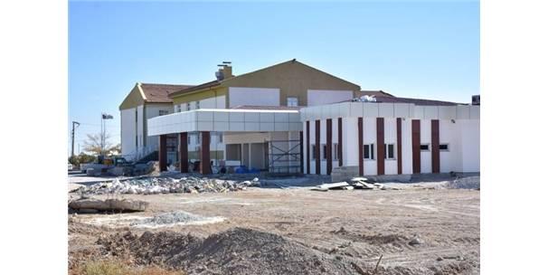 Eskil İlçe Devlet Hastanesi'ne Ek Acil Binası