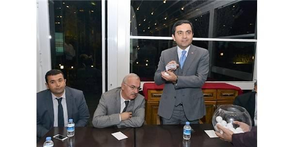 Kırşehir Belediyesi 1. Geleneksel Birimlerarası Futbol Turnuvası Kura Çekimi Yapıldı
