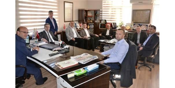 Bosna Hersek Buzim Belediye Başkanı Agan Bunic: