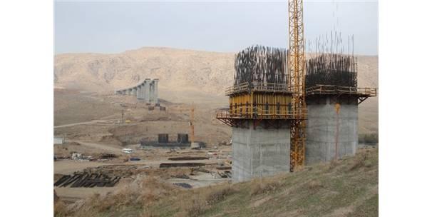 Ortadoğu'nun En Büyük Köprüsü 2017'De Hizmete Girecek