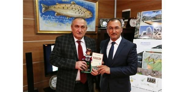 Başkan Köksoy, Bolu Belediyesini Ziyaret Etti