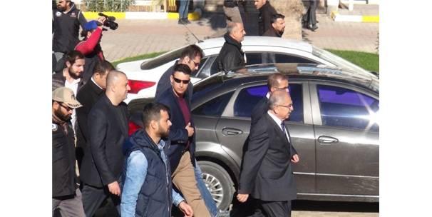 Mardin'e Atanan Kayyum İncelemelerde Bulundu