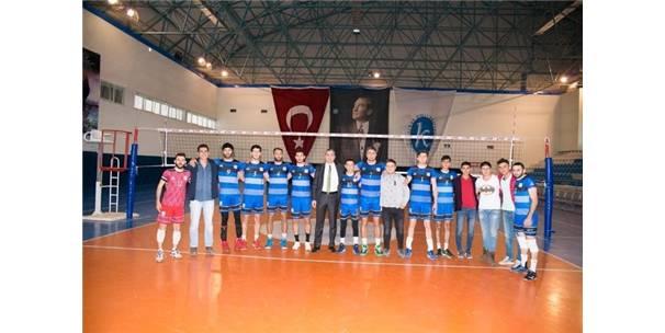 Kayseri'de İlk Galibiyetini Alan Genç Kafkars'ta Sevinç Yaşanıyor