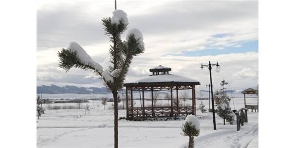 Ardahan'da Buz Tuttu