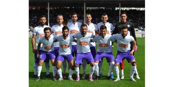 Orduspor - Denizli Büyükşehir Belediyespor: 1-0