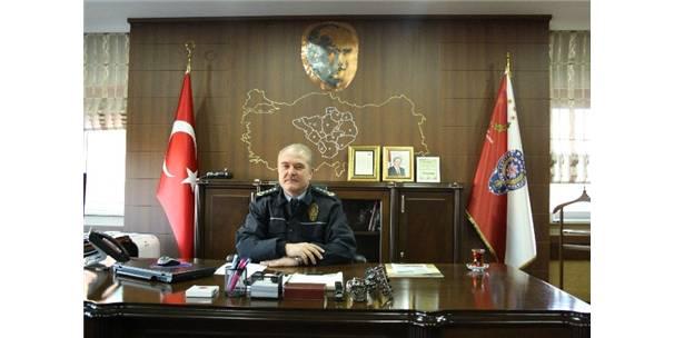Yozgat Gazeteciler Cemiyeti, İl Emniyet Müdürü Çengeloğlu'nu Ziyaret Etti