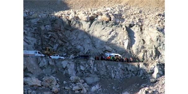 Siirt'te Bir Madencinin Cansız Bedenine Ulaşıldı