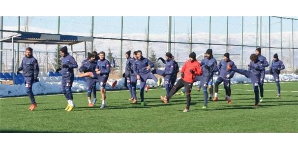 Bb Erzurumspor'da Hacettepe Spor Hazırlıkları