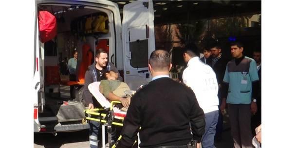 El Bab Bölgesinde Yaralanan 3 Asker Kilis'e Getirildi
