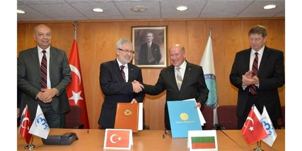 Uludağ Üniversitesi'nden Sofya Teknik Üniversitesi İle Akademik İşbirliği Protokolü