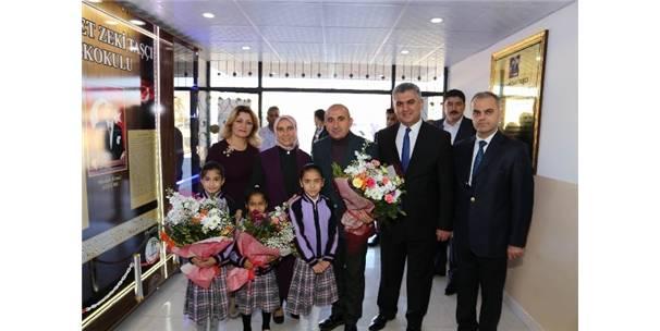 Belediye Başkanı Hasan Kara, Öğretmenlerle Bir Araya Geldi