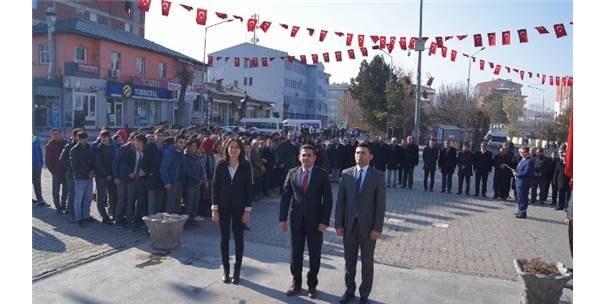 Kağızman'da Öğretmenler Günü Kutlandı