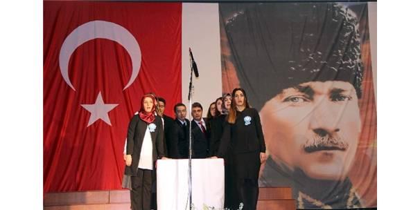 Kastamonu'da 24 Kasım Öğretmenler Günü Kutlandı