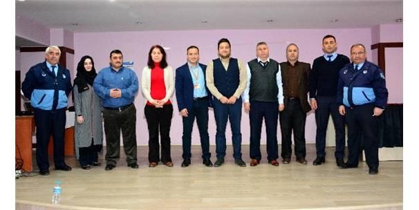 Aksaray Belediyesinin Personele Yönelik Eğitim Seminerleri Devam Ediyor