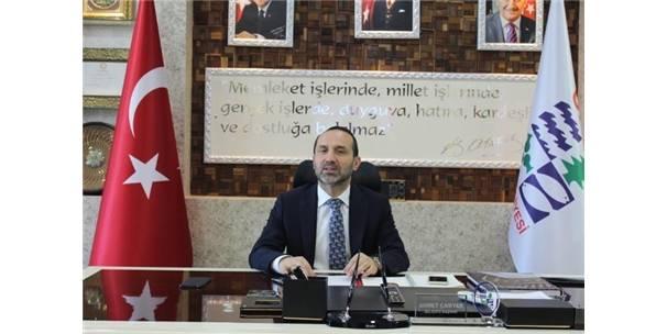 Başkan Çamyar Ankara'dan Müjdelerle Döndü