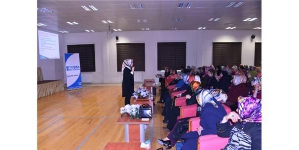 Tuşba Belediyesinden 'Kadına Karşı Şiddetin Önlenmesi' Semineri