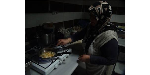 Yozgat'ta Kahvaltıların Vazgeçilmezi 'Omaç'