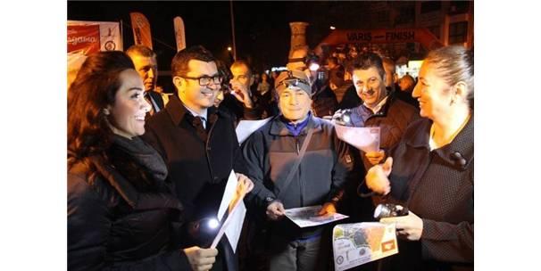 Türkiye Oryantring Şampiyonası Bergama'da Nefes Kesti