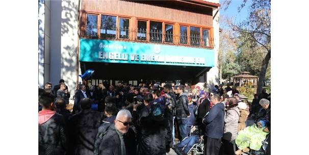 Karaman'da Engelli Ve Emekli Evi Açıldı