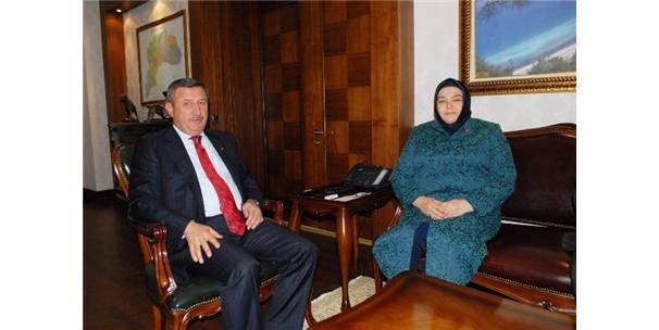 Cumhurbaşkanı Başdanışmanı Ayşen Gürcan: