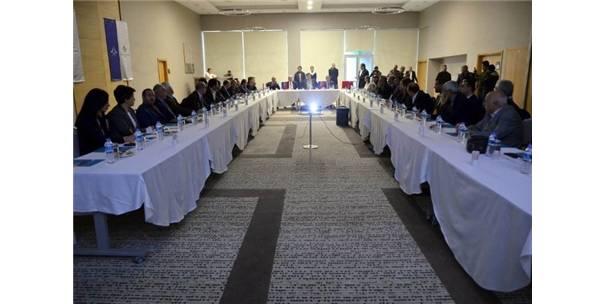 Kış Turizm Koridoru Çalıştayı'nın 2'Nci Strateji Ve Eylem Planı Görüşüldü