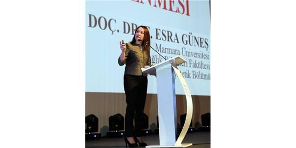 """Gaün'de Fiziksel Uygunluk Karnesi Eğitimi"""" Konferansı Verildi"""