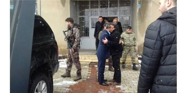 Kaymakam Alibeyoğlu'ndan Gunkırı Belde Belediyesine Ziyaret