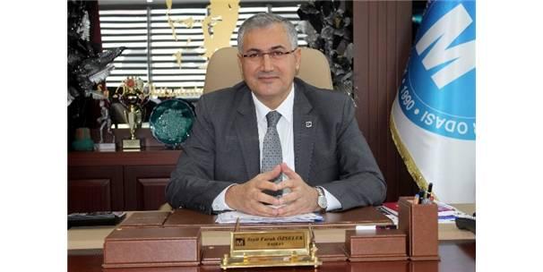 Konya Smmm Odası Terör Saldırısını Kınadı