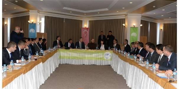 Erzurum'da Tarımın Yılsonu Değerlendirilmesi Yapıldı