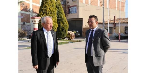 Yeni Yılla Birlikte Ahmetli'ye Yatırımlar Hız Kazanacak