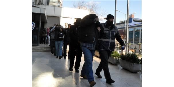 Bursada IŞİD operasyonu: 12 kişi yakalandı 32