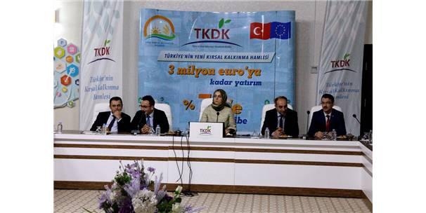 Elazığ'da Tkdk Değerlendirme Toplantısı