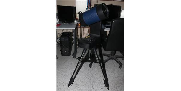 Erü'de Astronomi Ve Uzay Bilimlerine Ait Gözlemevi Halkın Gözlemlerine Açılacak