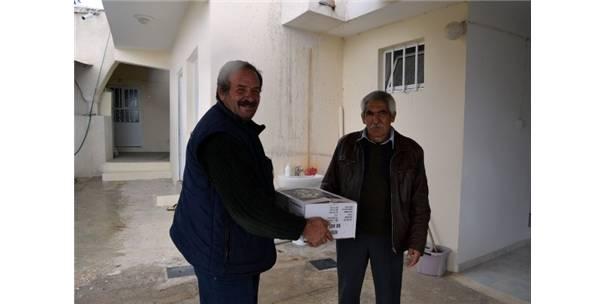 Kıbrıs'ta İhtiyaçlı Ailelere Yönelik Gıda Yardımı