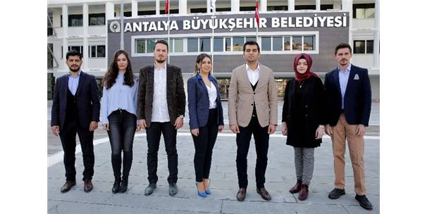 Büyükşehir Belediyesi 'Gençlik Meclisi' Kuruldu