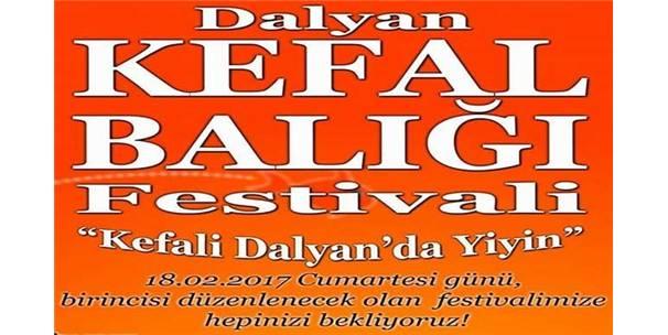 Dalyan Kefal Balığı Festivaline Hazır