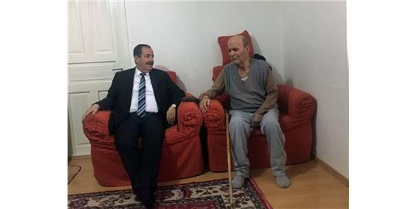 Başkan Gürsoy'dan Hasta Ve Yaşlılara Ziyaret