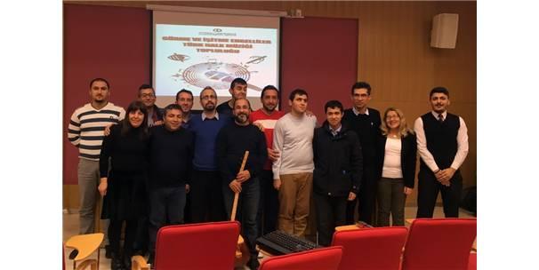 Açıköğretim Sistemi Görme Ve İşitme Engelliler Türk Halk Müziği Topluluğu Çalışmalarına Başladı